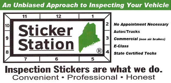 Rock broke my windshield lady week. When I got it replaced I asked for my inspection  stickers to be transferred.